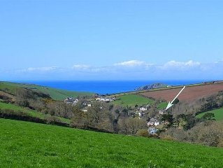Holiday House in West Buckland, nr Bantham beach