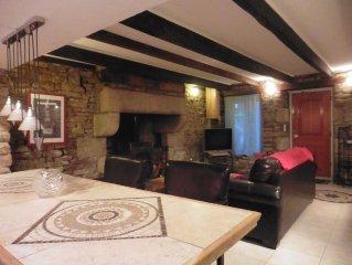Un cottage de charme pour 2 à 4 personnes au coeur de Pont Aven