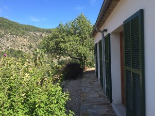 Detached Studio in the village of Puigpunyent in the Tramuntana mountain range