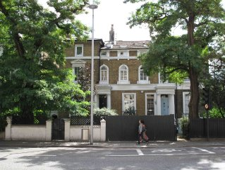 Stunning 3 bedroom house in Chelsea