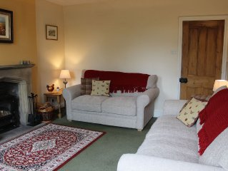 Character cottage, Hebden, in beautiful Dales setting near Grassington, N Yorks