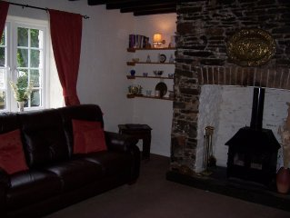 2 Bed character cottage North Wales, 15 minutes from beaches, Nr Colwyn Bay