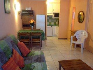 Appartement ** (2 pièces/42 m²) au Balcon de Villard - résidence calme