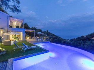 Villa Rana, brand new luxury built Villa with amazing view at famous Agni Bay.
