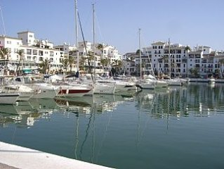 Apartment With Sea View For Beach And Golf Holidays