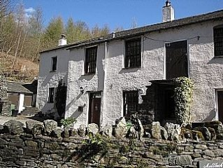 Beautiful character cottage in Millbeck, Keswick with fabulous original features
