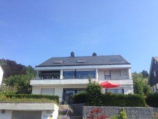 Das Gabionen Haus  5 *****   appartement,105 m2 und  ECARF(Allergie) 5*****