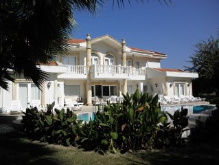Luxury Detached Villa with Private Swimming Pool and Landscaped Gardens