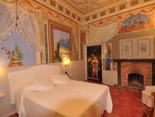 Costiera Amalfitana - Il Monaco, villa con discesa a mare