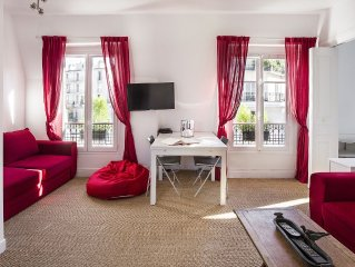Beautiful apartment, renovated on July 2015, 400m from the Eiffel Tower