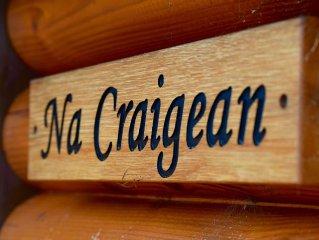Na Craigean Lodge - Glengoulandie