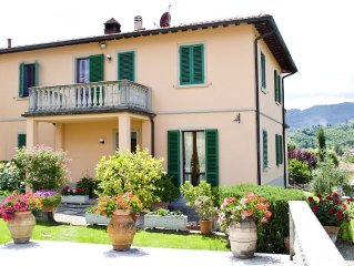 Marvelous home just steps from the Chianti and beyond
