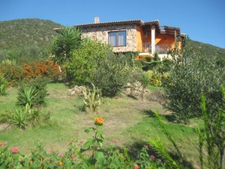 Beautiful appartment with breathtaking views on south sardinian cost