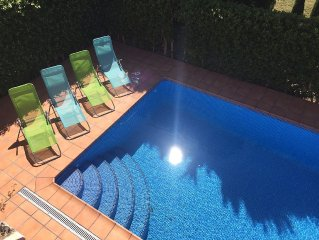Fabulous West Facing Villa With Private Pool and Spacious Terrace