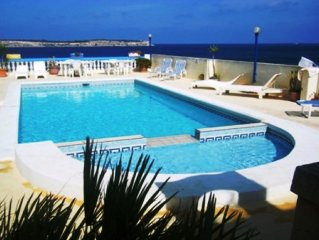 Villa with Fantastic Sea Views 4 bedrooms Air-Condition Sleep 9/11 persons
