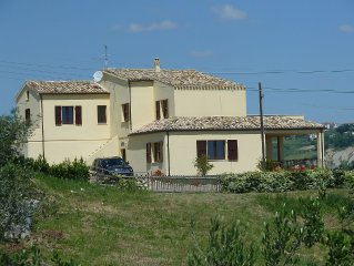 Villa near Atri with Private Pool and Beautiful Views