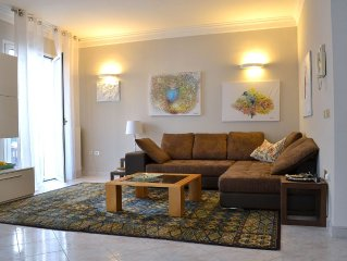 Elegante e nuovo appartamento a 50 metri dal mare