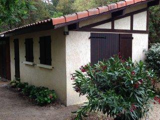 Maison  Hossegor au pied des dunes - 4 chambres pour 8 personnes