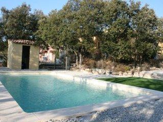 Villa recente au pied du Mont Ventoux