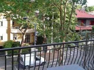 TRILOCALE AMPIO  con balconi, WIFI,  condizionatore e area giochi bimbi
