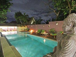 Beaute, tranquilite et murmure des rizieres, le cocktail de vos vacances a Bali!
