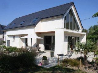 Sarzeau: Maison d'Architecte près de la Plage
