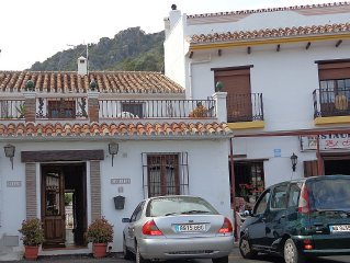 Traditional Spanish Villa In Comares With Swimming Pool And Great Views