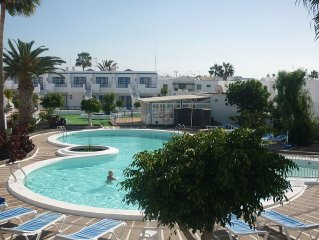 Summer Sun Offer - Stunning Apartment Overlooking Beautiful Pool and Gardens