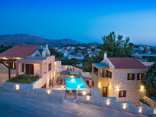 Luxury villa with 2 bedrooms and pool in a small scale resort in Sivas