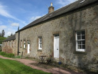 Cottage On Country Estate In The Heart Of The Borders