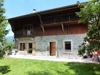 Beautifully Converted Farmhouse In Idyllic setting
