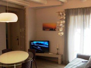 Appartamento nel centro storico di Sirolo a pochi metri dalla piazzetta caratter
