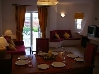 Luxury air-conditioned 2 bedroom family apartment with free fast WI-FI