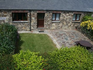 Dog friendly 3 Bed Barn Conversion. Close to Padstow and local sandy beaches