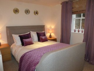 Modern apartment in Kendal with free parking Lake District,World Heritage Status