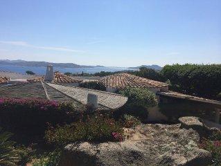 Porto Rafael - Villa panoramica sul mare