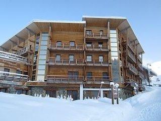 Ski Apartment In France