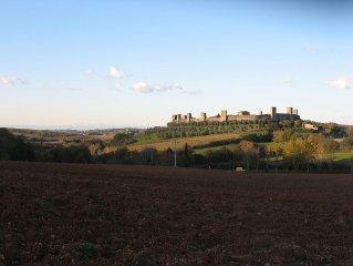 La Ripa, casale vicino a Siena