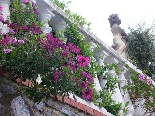 Laigueglia Villa Oasi 'incanto tra ulivi e mare'