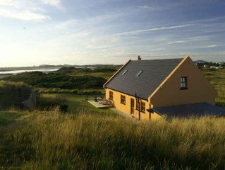 Peaceful location,Superb sea views,on the 'Wild Atlantic Way'! (WiFi)