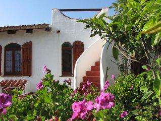 belle maison avec jardin a 300m de la plage