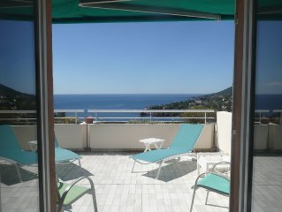Maisonette Near Theoule-Sur-Mer With Lovely Sea Views