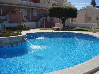 Luxury 3 bed 2 bath Villa Nr Quesada & Close to Guardamar & Torrevieja