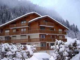 1 Bed Apartment in (Linga) Chatel, Haute Savoie,