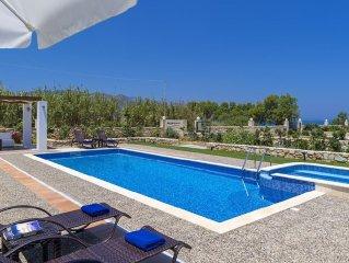 Luxurious Villa On The Beach