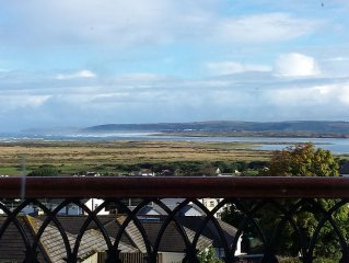 Marine House, period charm with Panoramic Coastal Views