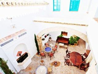 Historica Maison typique Andalouse dans Carmona (Sevilla). Free WIFI, Piscina