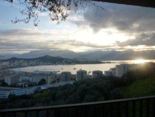 appartement tres calme avec vue exceptionnelle