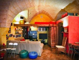 Bellissimo monolocale con volte a stella nel centro storico di Galatina (Lecce)
