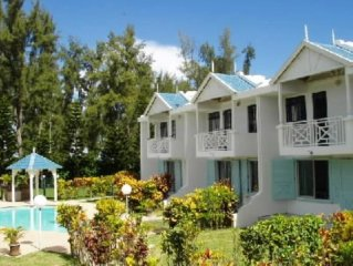 Flic En Flac: bungalow - 5 rooms - 5/7 persons High standard property